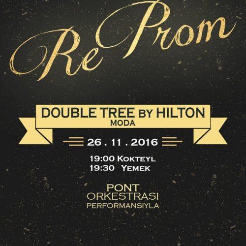 Re Prom 2016: Mezuniyet Balosu, Yeniden