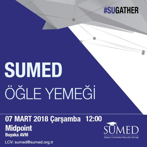 SÜMED – Öğle Yemeğinde Anadolu Yakası'nda Buluşuyoruz