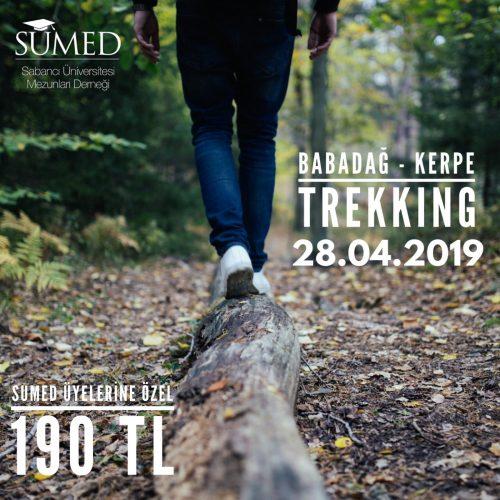 SÜMED ile Trekking – Babadağ &  Kerpe