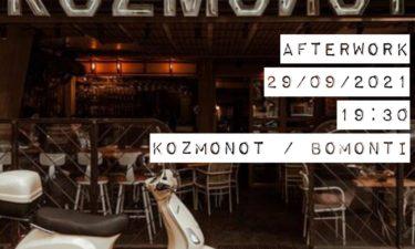AFTERWORK – KOZMONTO / BOMONTİ