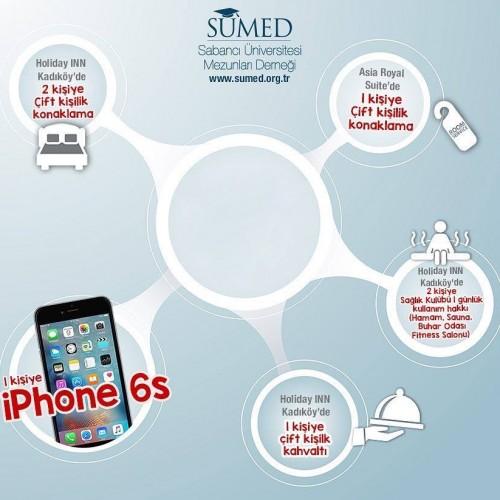 Port SUMED Çekiliş Sonuçları | iPhone 6S – Holiday Inn ve Asia Royal Suite Konaklama – SPA – Kahvaltı