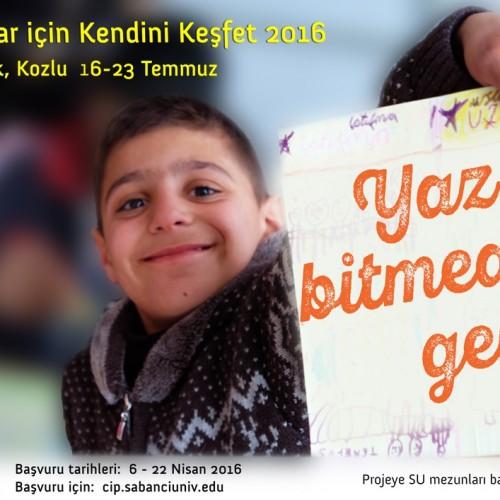SÜMED & CIP Ortak Yapımı: Zonguldak Kozlu Kendini Keşfet Projesi
