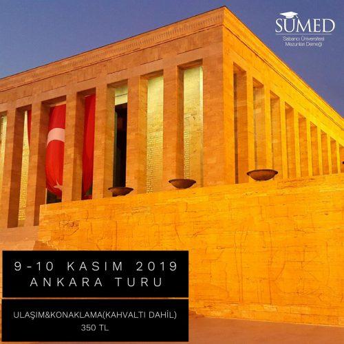 Ankara Gezisi – 9-10 Kasım