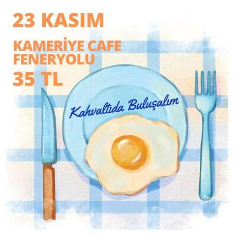 SÜMED Haftasonu Kahvaltısı