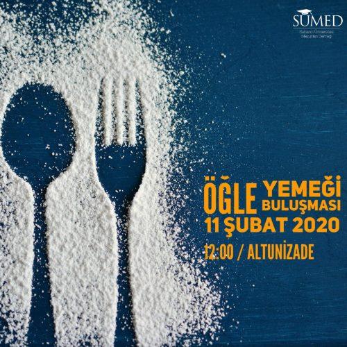 SÜMED'le Öğle Yemeği Buluşması – Anadolu Yakası